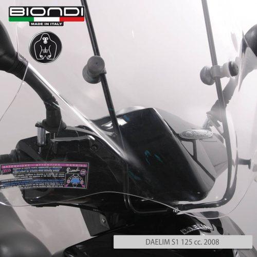 8500636 DAELIM S1 125 cc. 2008