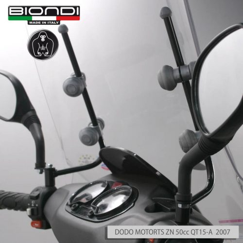 8500677 DODO MOTORTS ZN 50cc QT15-A 2007
