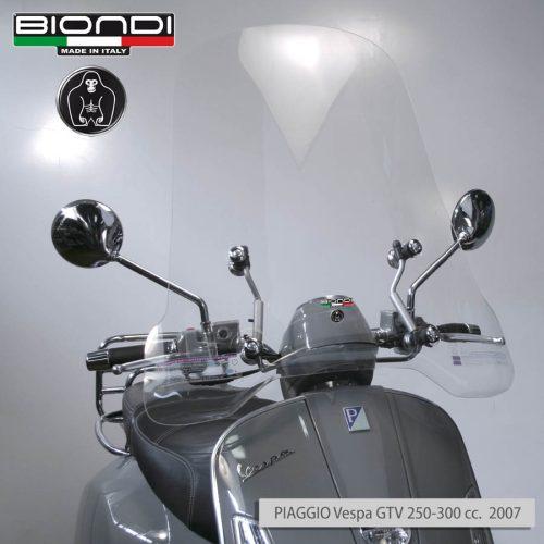8060925 PIAGGIO Vespa GTV 250-300 cc. 2007