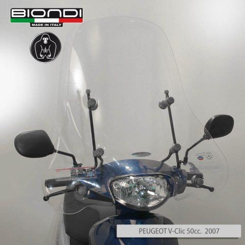 8060972 PEUGEOT V-Clic 50cc. 2007