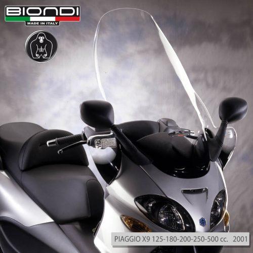8061035 PIAGGIO X9 125-180-200-250-500 cc. 2001