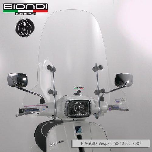 8061066 PIAGGIO Vespa S 50-125cc. 2007