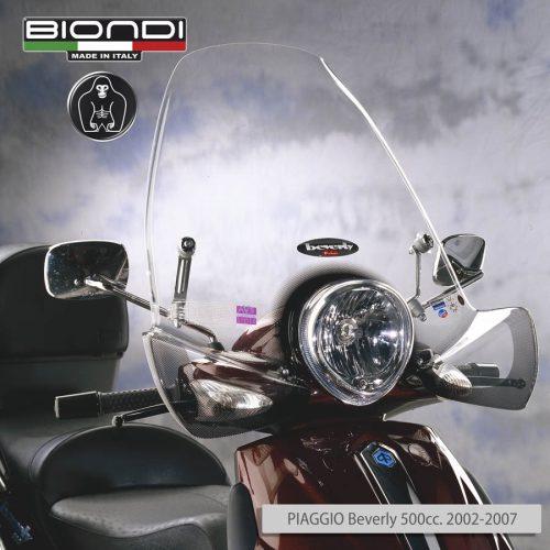 8061095 PIAGGIO Beverly 500cc. 2002-2007