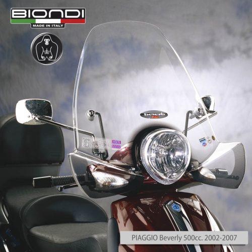8061098 PIAGGIO Beverly 500cc. 2002-2007