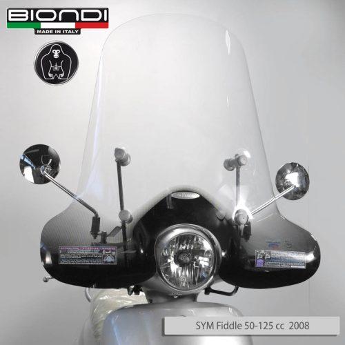 8061127 SYM Fiddle 50-125 cc 2008