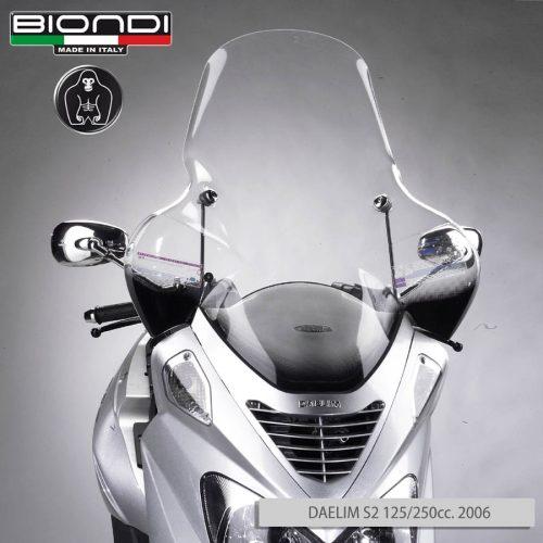 8061132 DAELIM S2 125cc. 2006