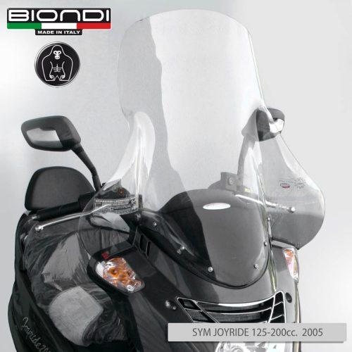 8061138 SYM JOYRIDE 125-200cc. 2005