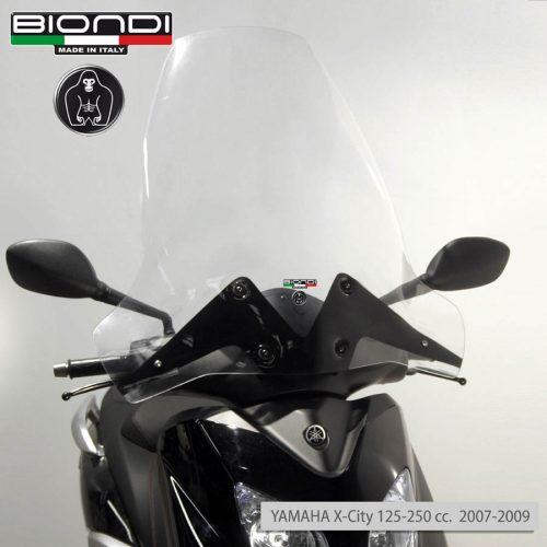 8061164 YAMAHA X-City 125-250 cc. 2007-2009
