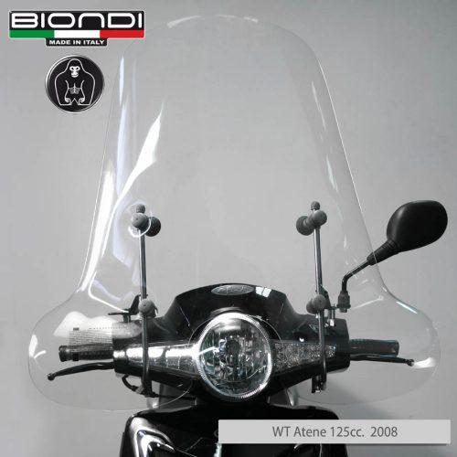 8061183 WT Atene 125cc. 2008