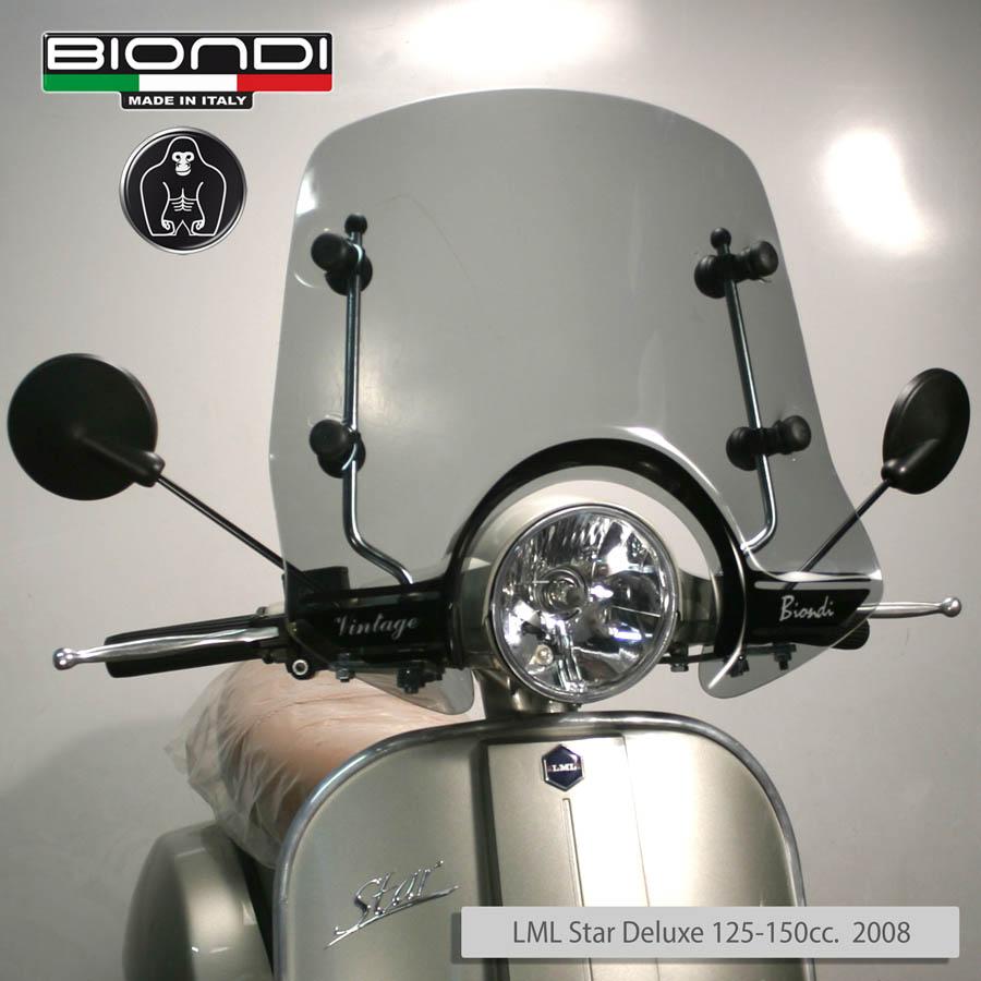 8061205 LML Star Deluxe 125-150cc. 2008