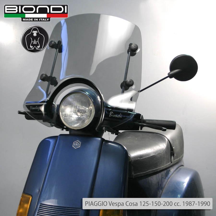 8061205 PIAGGIO Vespa Cosa 125-150-200 cc. 1987-1990