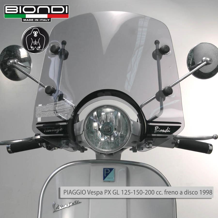 8061205 PIAGGIO Vespa PX GL 125-150-200 cc. freno a disco 1998