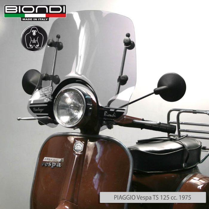8061205 PIAGGIO Vespa TS 125 cc. 1975