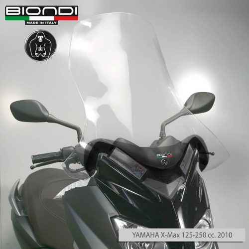 8061218 YAMAHA X-Max 125-250 cc. 2010