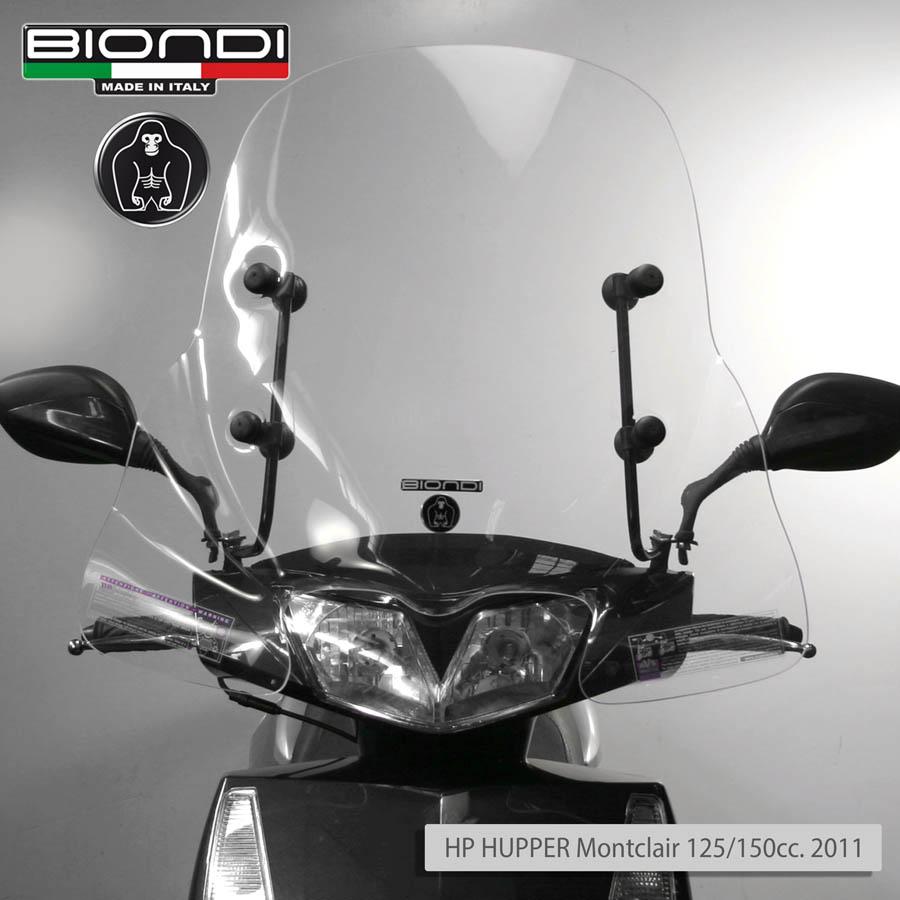 8061234 HP HUPPER Montclair 150cc 2011