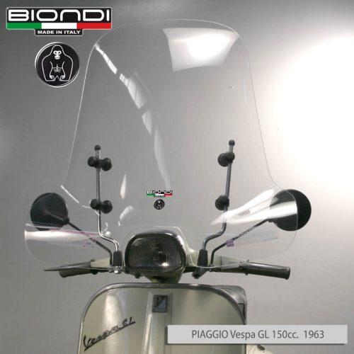 8061239 PIAGGIO Vespa GL 150cc. 1963