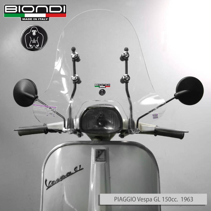 8061240 PIAGGIO Vespa GL 150cc. 1963