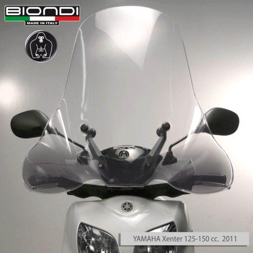 8061253 YAMAHA Xenter 125-150 cc. 2011