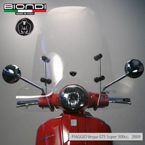 8070900 PIAGGIO Vespa GTS Super 300cc. 2009