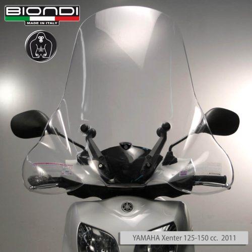 8071253 YAMAHA Xenter 125-150 cc. 2011