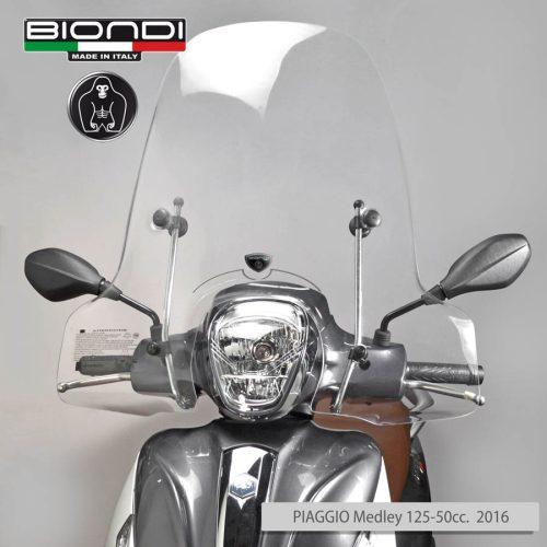 8071267 PIAGGIO Medley 125-50cc. 2016