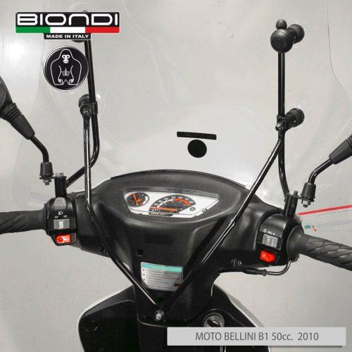8500540 MOTO BELLINI B1 50cc. 2010