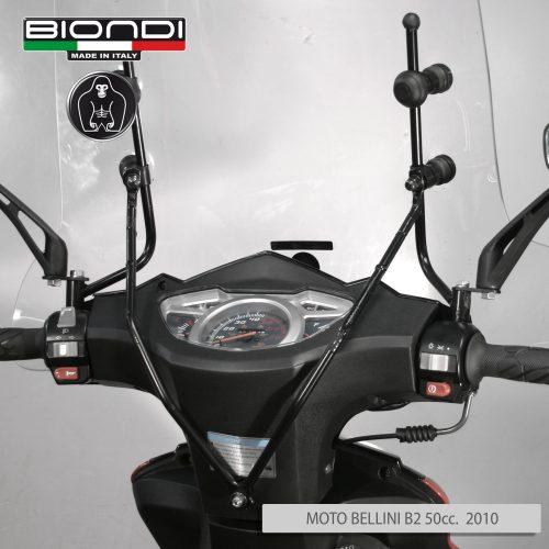 8500540 MOTO BELLINI B2 50cc. 2010