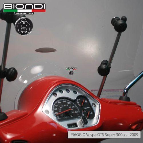 8500584 PIAGGIO Vespa GTS Super 300cc. 2009