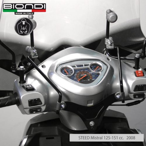 8500627 STEED Mistral 125-151 cc. 2008