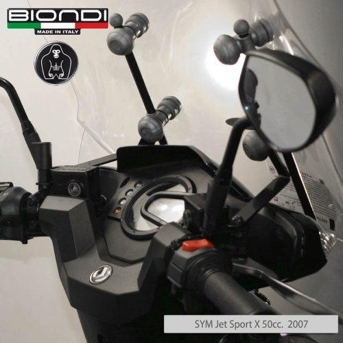 8500630 SYM Jet Sport X 50cc. 2007