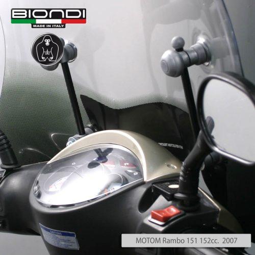 8500632 MOTOM Rambo 151 152cc. 2007