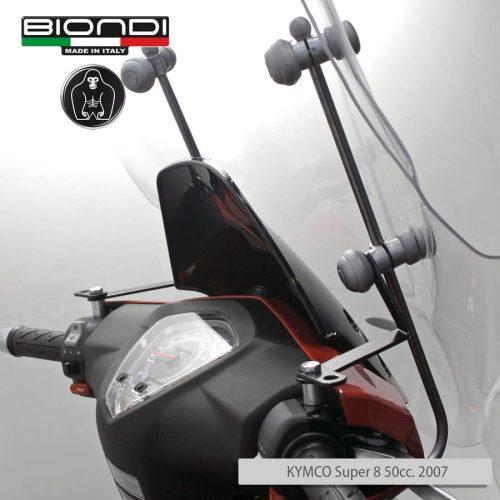 8500640 KYMCO Super 8 50cc. 2007