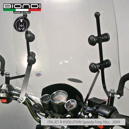 8500671 ITALJET R-EVOLUTION Speedy Frog 50cc. 2009