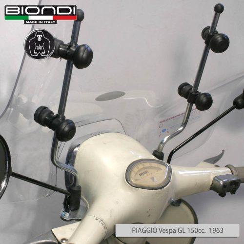 8500955 PIAGGIO Vespa GL 150cc. 1963