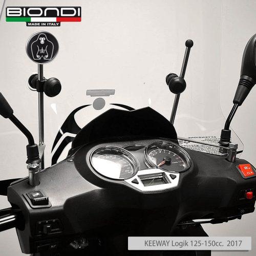 8500978 KEEWAY Logik 125-150cc. 2017