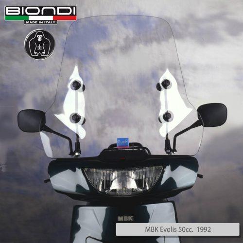 8060938 MBK Evolis 50cc. 1992