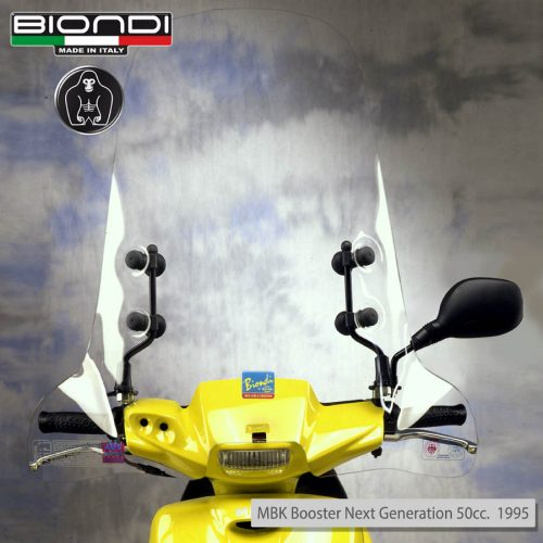 8060962 MBK Booster Next Generation 50cc. 1995