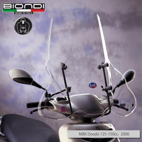 8060997 MBK Doodo 125-150cc. 2000