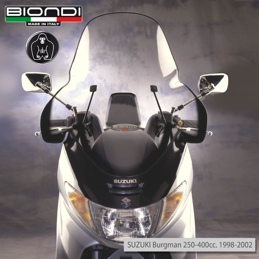 8061000 SUZUKI Burgman 250-400cc. 1998-2002