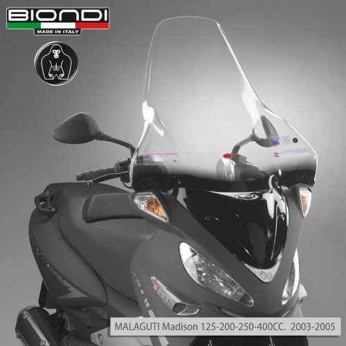 8061109 MALAGUTI Madison 125-200-250-400CC. 2003-2005