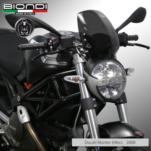 8010295 Ducati Monter 2008 SFUM cupolino