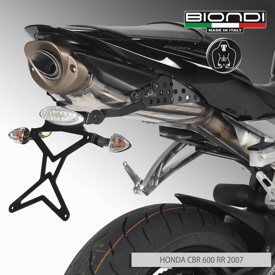 8901007 HONDA CBR 600 RR 2007
