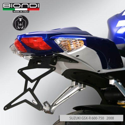 8901015 SUZUKI GSX-R 600-750 2008