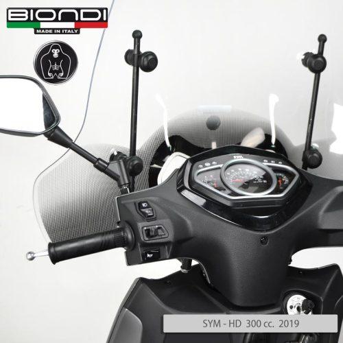 8500496 SYM HD 300 att new w